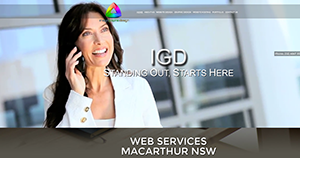 Sutherland Shire website design, cronulla website design, graphic design, miranda website designers